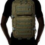 Miltec Us Assault Pack Sac à Dos Homme de la marque image 3 produit