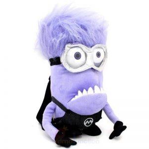 Moi, moche et méchant Purple Minion Peluche Sac à Dos de la marque Universal image 0 produit