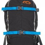 MONTIS PRORIDE 28 - Sac à dos avec protection dorsale - 28 L - 53 x 26 - 1450 g, noire de la marque image 1 produit