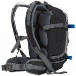 MONTIS PRORIDE 28 - Sac à dos avec protection dorsale - 28 L - 53 x 26 - 1450 g, noire de la marque image 4 produit