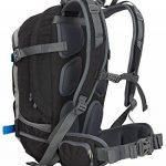 MONTIS PRORIDE 28 - Sac à dos avec protection dorsale - 28 L - 53 x 26 - 1450 g, noire de la marque M MONTIS OUTDOOR image 6 produit
