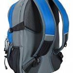 Mountain Warehouse Merlin 35 litres Sac à Dos Moyen Sport Marche Randonnée Confort Backpack de la marque image 3 produit