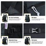 Mountaintop 20L/25L Sacs à dos Loisir Durable pour Ordinateur Portable / Randonnée / Camping / pour Homme ou Femme de la marque image 5 produit