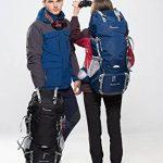 Mountaintop Sacs à dos de randonnée sac au dos Pour camping,voyage,Sac étanche avec Coverture-Pluie alpinisme sac de la marque MOUNTAINTOP image 1 produit