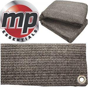 MP Essentials sol de tente imperméable et respirant & Store 2.5 x 3.5m ANTHRACITE & GREY de la marque image 0 produit