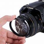 Neewer 52mm Objectif Filtre Kit d'Accessoire pour Nikon D7100 D7000 D5200 D5100 D5000 D3300 D3200 D3100 D3000 D90 D80 Appareils Photo Reflex Numériques - Inclus: 52mm Ensembre de Filtre (UV, CPL, FLD) + Ensemble de Filtre ND Densité Neutre + Sac de Tr image 2 produit