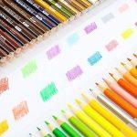 Newdoer 160ultime de crayons de couleur, la meilleure Crayons de couleur pour artistes, bande dessinée, Illustration, design d'intérieur, étudiant, l'art et les amateurs de coloriage pour adultes comme cadeau de Noël de la marque image 4 produit