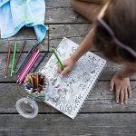 Newdoer 160ultime de crayons de couleur, la meilleure Crayons de couleur pour artistes, bande dessinée, Illustration, design d'intérieur, étudiant, l'art et les amateurs de coloriage pour adultes comme cadeau de Noël de la marque image 6 produit
