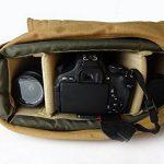 Ohuhu® Sac toile d'épaule pour caméra appareils photo reflex bag Pro Bonne Finition Sac de voyage loisir randonnée de la marque ohuhu image 1 produit