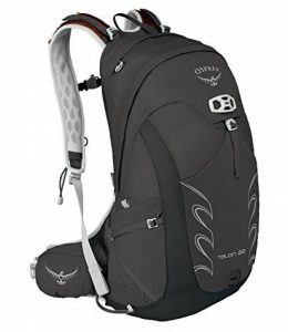 Osprey Talon 22 Noir sac à dos - sacs à dos (Noir, Hommes, Fermeture éclair, 280 mm, 280 mm, 510 mm) de la marque Osprey image 0 produit