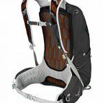 Osprey Talon 22 Noir sac à dos - sacs à dos (Noir, Hommes, Fermeture éclair, 280 mm, 280 mm, 510 mm) de la marque Osprey image 1 produit