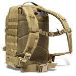 Pack iI large uS assault sac à dos style militaire de la marque image 3 produit
