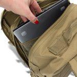 Pack iI large uS assault sac à dos style militaire de la marque image 4 produit