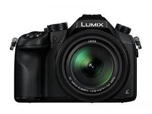 Panasonic DMC-FZ1000 Lumix Caméscope 3 pouces (7,6 cm) 20,1 Mpix Zoom Optique 16x USB/HDMI/Wi-Fi Noir avec l'objectif de la marque Panasonic image 0 produit