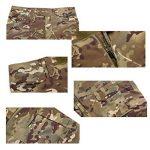 Pantalons Airsoft, QMFIVE Pantalons Tactical Airsoft Homme Pantalons Combustibles BDU Avec Style Militaire de la marque image 2 produit