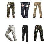 Pantalons Airsoft, QMFIVE Pantalons Tactical Airsoft Homme Pantalons Combustibles BDU Avec Style Militaire de la marque image 3 produit