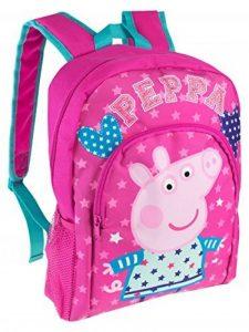 Peppa Pig Fille Peppa Pig Sac à dos - Rose - Taille unique de la marque image 0 produit