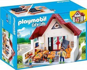 Playmobil - 6865 - Jeu - Ecole avec Salle de Classe de la marque image 0 produit