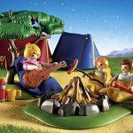 Playmobil - 6888 - Camp with LED campfire de la marque image 3 produit