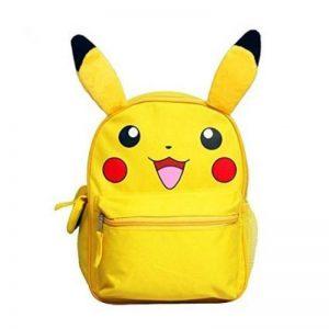 Pokémon 839687-2Petit sac à dos cartableen forme dePikachu de la marque image 0 produit