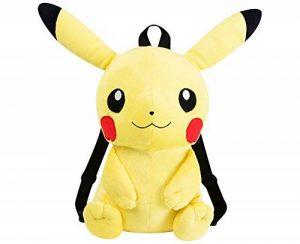 Pokemon Pikachu Peluche Sac À Dos - Pikachu Bag de la marque image 0 produit