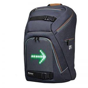 """Port Designs Go LED Sac à dos pour Ordinateur portable 15,6""""/Tablette 10,1"""" Gris foncé de la marque image 0 produit"""