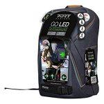 """Port Designs Go LED Sac à dos pour Ordinateur portable 15,6""""/Tablette 10,1"""" Gris foncé de la marque image 5 produit"""