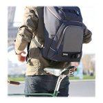 """Port Designs Go LED Sac à dos pour Ordinateur portable 15,6""""/Tablette 10,1"""" Gris foncé de la marque Port Designs image 4 produit"""