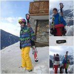 Porte ski dos => faire des affaires TOP 4 image 1 produit