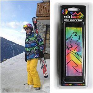 Porte-Skis Skiweb - Arc-En-Ciel de la marque image 0 produit