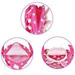 Queta Mignon Lapin Animal Design Petits Enfants Sac à Dos Bambin Sac d'Ecole 3D Rose de la marque image 4 produit