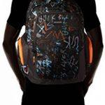 Quiksilver Schoolie M Bkpk Kta7, Portés dos homme de la marque image 3 produit