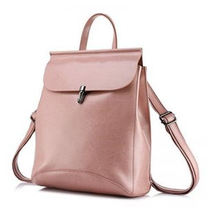 Realer Sacs à dos en cuir véritable pour Femmes Cartable Mignonne Mode Décontractée de la marque image 0 produit