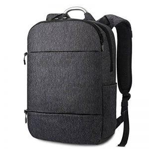 """REYLEO Sac à dos Homme Sac à dos pour Ordinateur portable 15,6"""" Sac à dos d'affaires élégant Business backpack Bleu foncé RB26 de la marque REYLEO image 0 produit"""