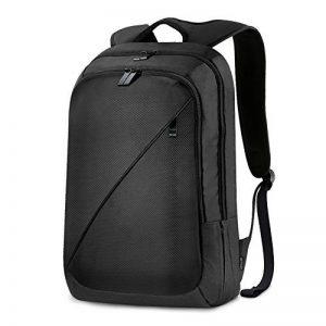 """REYLEO Sac à dos pour Ordinateur portable 15,6"""" Sac à dos Homme Sac à dos d'affaires Business backpack 26 L Noir RB01 PLUS de la marque REYLEO image 0 produit"""