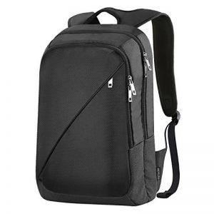 REYLEO Sac à dos pour Ordinateur portable Sac à dos Homme Sac à dos d'affaires Business backpack 19 L Noir RB01 de la marque image 0 produit