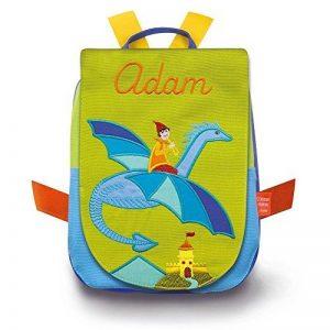 Sac à dos à broder dragon volant - L'Oiseau Bateau de la marque L'Oiseau Bateau image 0 produit