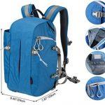 Sac à dos appareil photo, Pbreack Sac à dos Caméra vidéo étanche randonnée housse sacoche anti-choc (Bleu) de la marque Pbreack image 2 produit