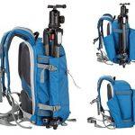 Sac à dos appareil photo, Pbreack Sac à dos Caméra vidéo étanche randonnée housse sacoche anti-choc (Bleu) de la marque Pbreack image 4 produit