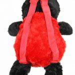Sac à Dos Bébé Maternelle En Peluches Adorable Cartable Crèche Cartoon 3D Pingouin Jouet Doudou Backpack Mini-Cadeau Pour Primaire Préscolaire Petite Fille Garçon de la marque LY image 3 produit
