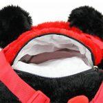 Sac à Dos Bébé Maternelle En Peluches Adorable Cartable Crèche Cartoon 3D Pingouin Jouet Doudou Backpack Mini-Cadeau Pour Primaire Préscolaire Petite Fille Garçon de la marque LY image 5 produit
