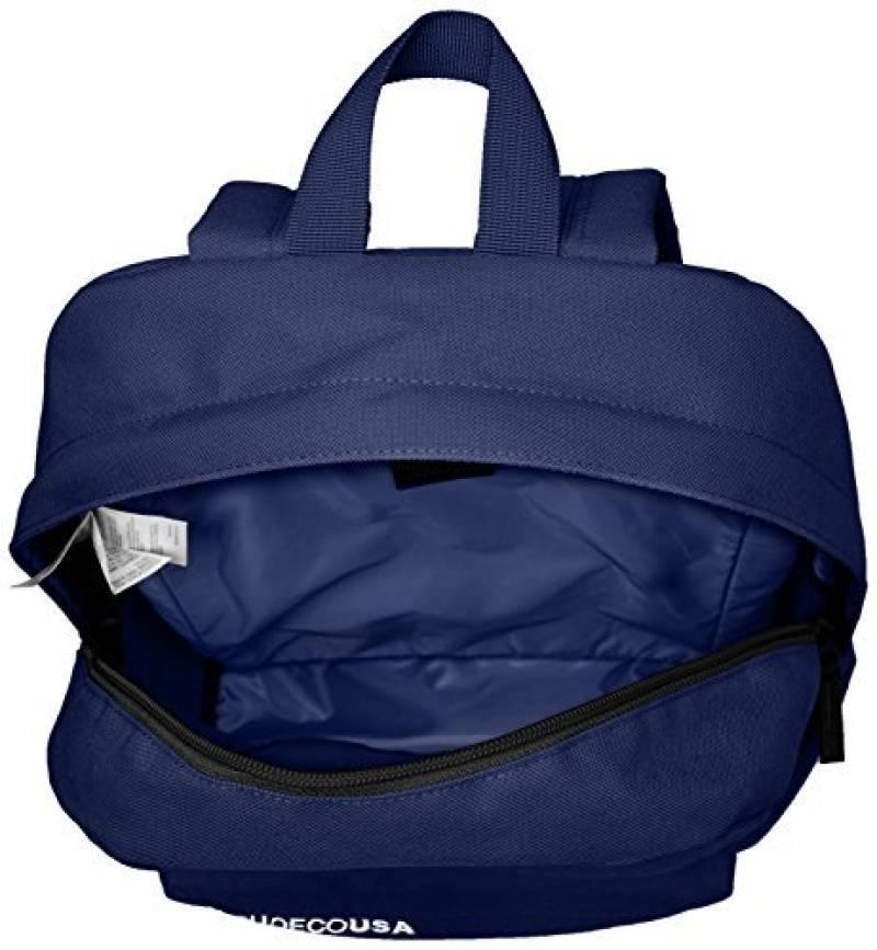 7881e1fd2f Sac a dos Bunker Solid Backpack Vintage Indigo - DC Shoes de la marque  image 3. ⚙️