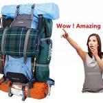 Sac à dos de randonnée, 40L Grande Extérieur étanche Sport randonnée Trekking Camping Sac à dos de voyage militaire de Lot, Business Sac à dos avec verrouillage de mot de passe de la marque image 5 produit