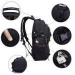 Sac À Dos De Randonnée Sport Trekking Pour Voyage Camping Homme Femme (Noir) de la marque image 2 produit