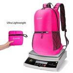 Sac à dos de sport Ultra Léger Pliable Sac à dos de randonnée Pour camping, randonnée,voyage,fitness Sac étanche 20L de la marque image 6 produit