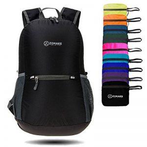 Sac à dos de sport Ultra Léger Pliable Sac à dos de randonnée Pour camping, randonnée,voyage,fitness Sac étanche 20L de la marque ZOMAKE image 0 produit