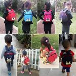 Sac A Dos Enfant Avec Anti Lost Laisse Harnais De SéCurité Sangle Maternelle Garcon Fille(1-3ans) de la marque image 3 produit