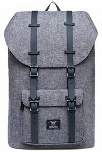 Sac à dos léger pour ordinateur portable WIN•DF Outdoor Travel Rucksack Casual Large Daypack pour hommes et femmes de la marque image 0 produit