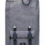 Sac à dos léger pour ordinateur portable WIN•DF Outdoor Travel Rucksack Casual Large Daypack pour hommes et femmes de la marque image 2 produit
