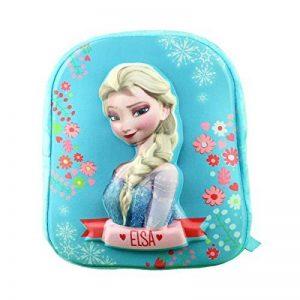 Sac à dos Peluche 3D la Reine des Neiges 31 cm de la marque Disney image 0 produit